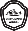 Webby Award Nominee