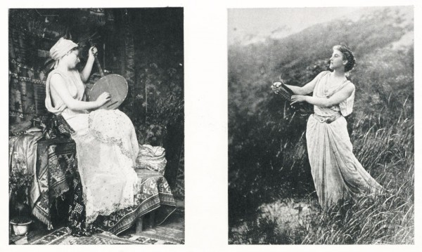Diptych: Prélude & Une Muse