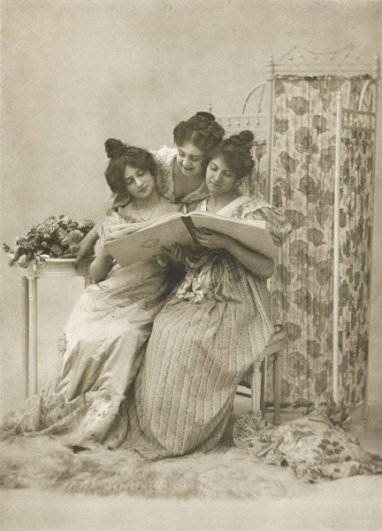 Die Kunst in der Photographie : 1898