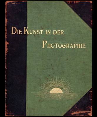 Die Kunst in der Photographie : 1897-1908 - German photographic art journal