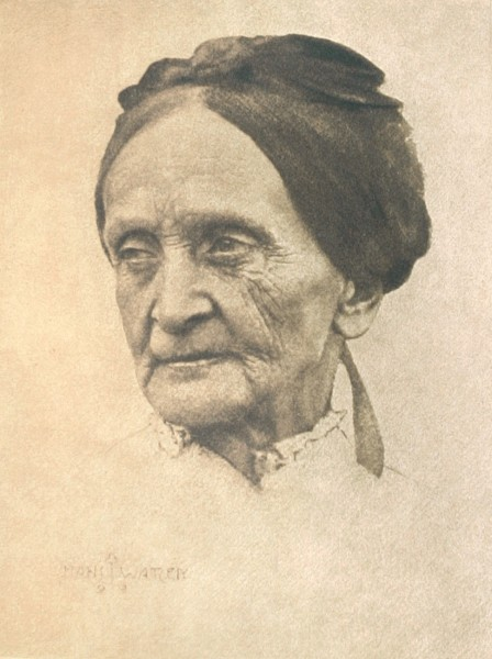 Untitled Portrait of Older Woman