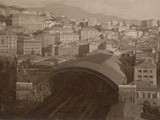Train Shed or Tunnel Opening