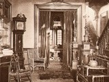 Interior.  Residence of William Barnes, Albany, N.Y.