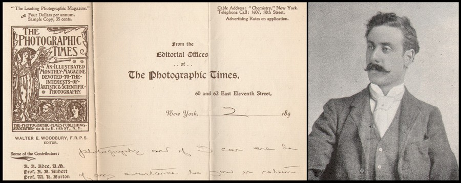 walter-edward-woodbury-photographic-times-letterhead