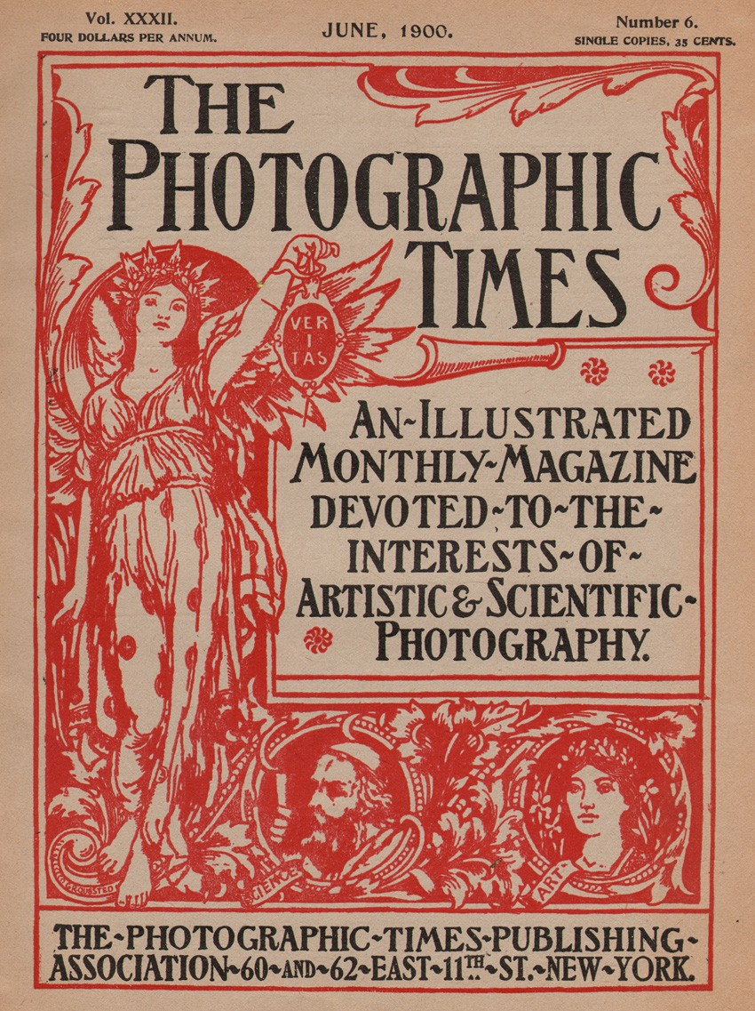 Poster design 1900 - Poster Design 1900 Poster Design 1900 Photographic Times Cover June 1900