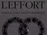 Cover: L'Effort | Cercle D'Art Photographique