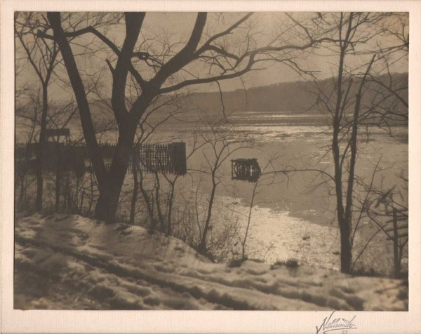 WINTER - Along the Hudson