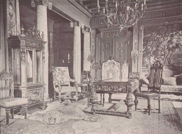 State Apartment of the Hotel Waldorf