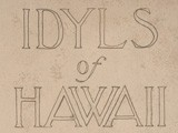 Cover: Idyls of Hawaii