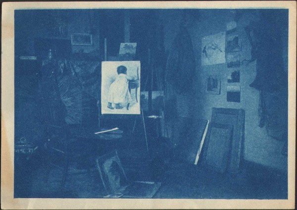 Artist's Studio of Allen B. Doggett