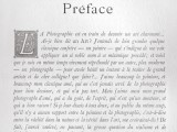 Preface: Guillaume Dubufe