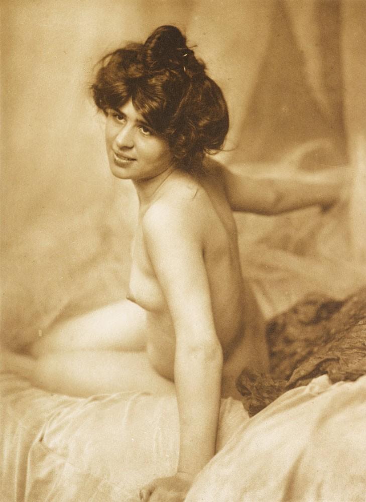 Feine Nude 02 Kunst