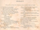 Inhalt (Contents) Plate List
