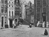 Jan Van Eyck-Platz in Brügge