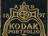 Portfolio Cover: Eastman Photographic Exhibition 1897