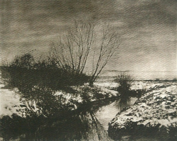 Untitled Winter Landscape