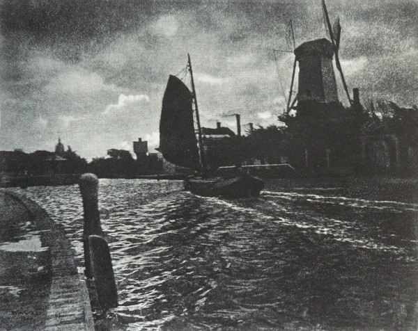 Canal Bei Delft