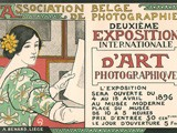 Association Belge De Photographie: Deuxième Exposition Internationale D'Art Photographique Poster