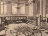 Rochester Trust & and Safe Deposit Co. Interior Views
