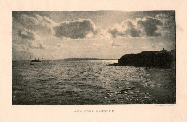 New York Harbour