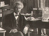 Mark Twain at Home