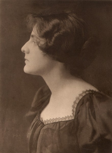 Portrait of Ethel Reed