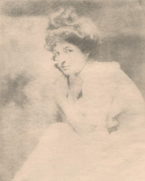 A Portrait of Miss Florence Kahn