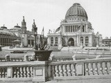 The Court of Honor. Columbian Exposition.