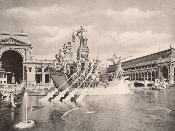 The Columbian Fountain
