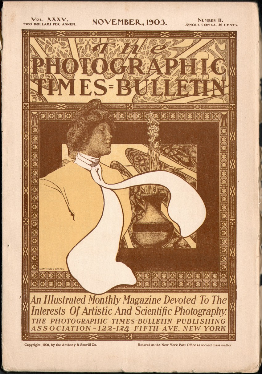 the-photographic-times-bulletin-harry-stacey-benton-cover-november-1903