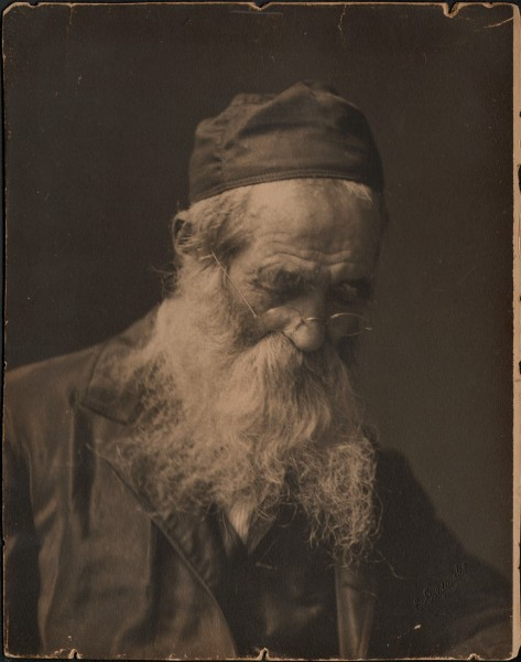 Portrait of a Hebrew Gentleman