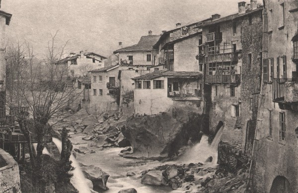 Old Houses, Chiavenna