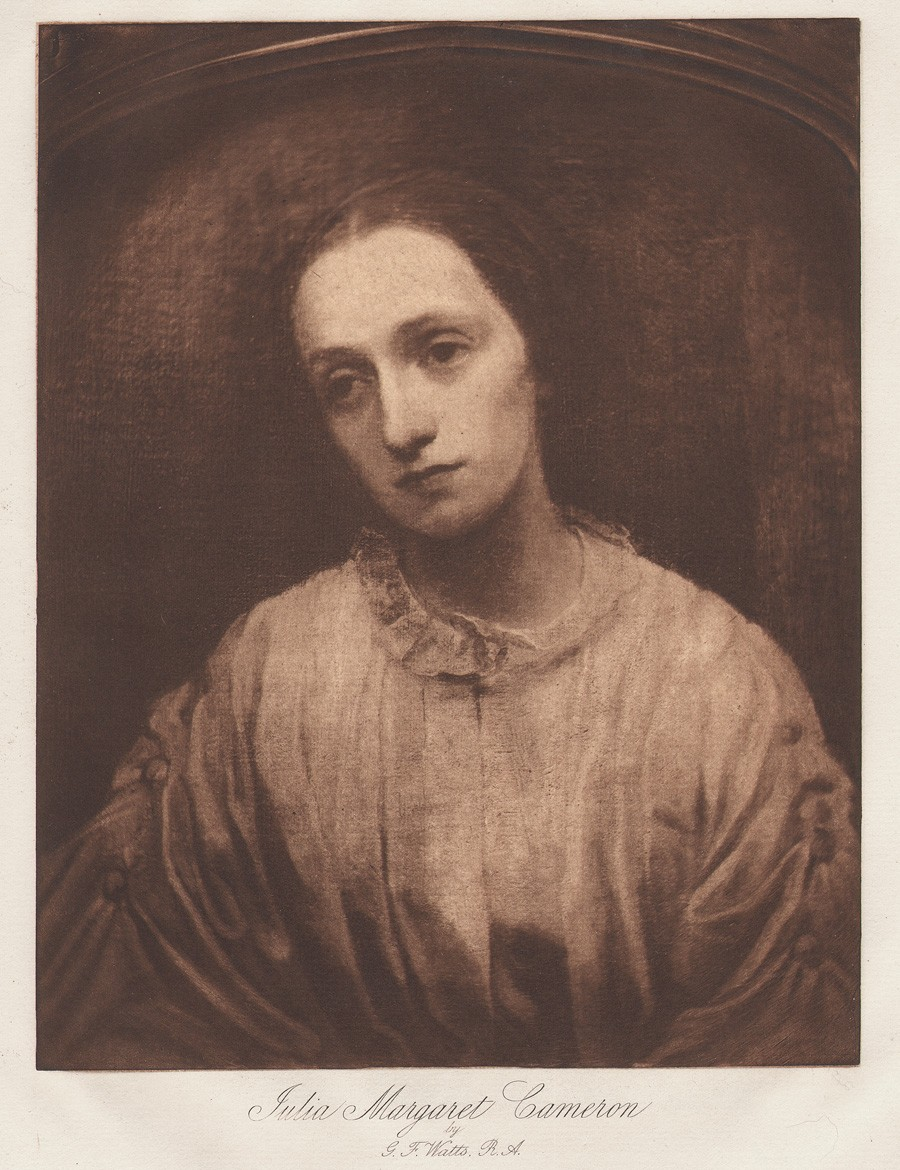 blog-julia-margaret-cameron-by-george-frederick-watts-photogravure