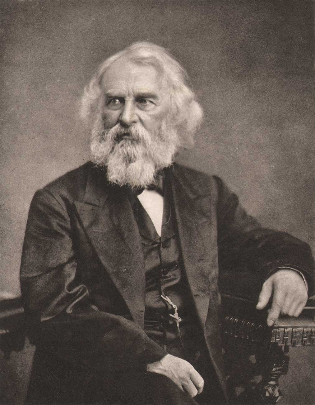 Henry Wadsworth Longfellow photo #6035, Henry Wadsworth Longfellow image
