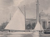 Yacht Harbor at Panama-Pacific International Exposition