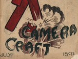 Cover: Camera Craft Magazine 1900