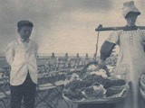Fruit Seller on Scheveningen Pier