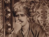 Hamilton Revelle as the Wazir Mansur in Kismet