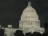 The Capitol by Search Light