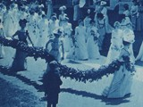 Ivy Procession: June 18, 1900