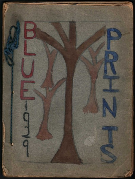 Cover: 1929 Blue Prints Album
